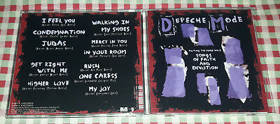 Depeche Mode - Editing the Mode 8 (Songs of faith and devotion) CD FAN EDITION