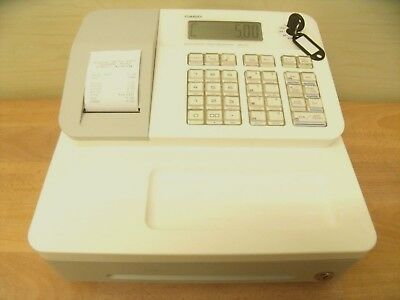 Easy To Use Casio Cash Register Shop Till Thermal Printer & Free Spare Rolls
