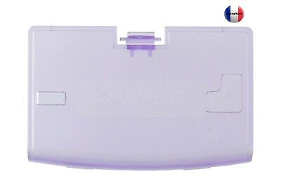 X1 Cache pile Game Boy Advance GBA Gameboy piles batterie remplacement couvercle