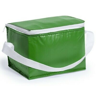 GREEN Ice Bag Can Cool Wine Picnic Bottle Cooler Cooling Holder Carrier Chiller