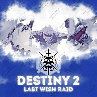 *sale* Last Wish Raid Completion - Riven + Final Encounter (Xbox) Destiny 2