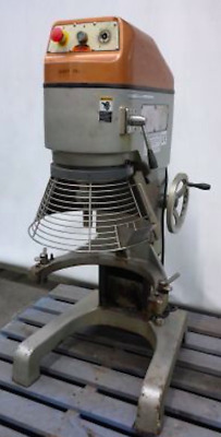 Commercial 40L Robot Coupe 401-C Planetary Pizza Bread Cake Dough Blender Mixer