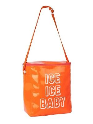 New Sunnylife Cooler Bag Small Neon Orange Neoong