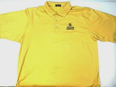 Golf Shirt St.Andrews Links The Old Course Tartan Collection Mens XL