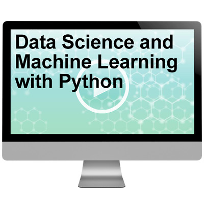 Data Science and Machine Learning with Python Video Training Course