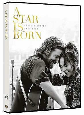 A star is born (2018) DVD  - Nomination agli Oscar 2019 - Nuovo Via Corriere