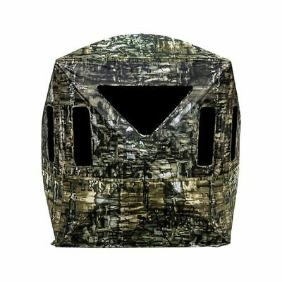 New Primos Surroundview 180 Double Bull Surround View Ground Blind 65152