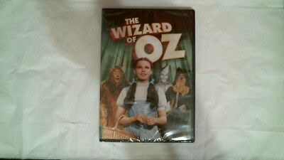 THE WIZARD OF OZ DVD Judy Garland, Ray Bolger  WIDE BRAND NEW FACTORY SEALED