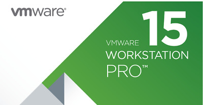 VMware Workstation 15 Pro Activation Code (Multi PC's) *Official Download* ⭐⭐⭐⭐⭐