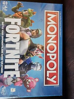 Monopoly: Fortnite Edition Board Game brand new sealed