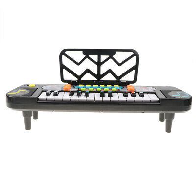 Kids Electronic Piano Toy 25 Keys Organ Keyboard Musical Instrument