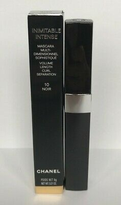 67ce8d38d75 CHANEL INIMITABLE INTENSE MASCARA (10 NOIR) ***new-in-box ...