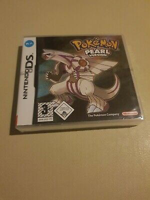 Pokemon: Pearl Version (Nintendo DS, 2007) - NEW and SEALED FAST FREE DELIVERY