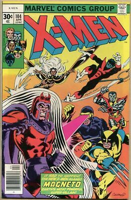 Uncanny X-Men #104 - VF/NM