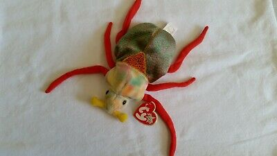 85efa82b802 TY BEANIE BABY - SCURRY the Beetle - Stuffed Animals   Plush Toys ...