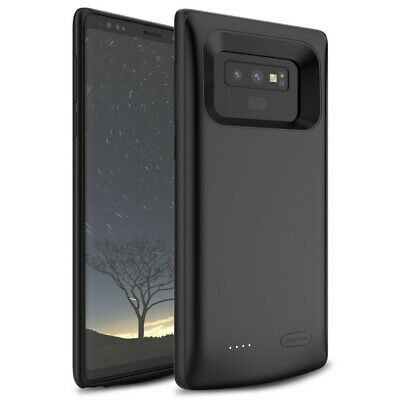For Samsung Galaxy Note 9 Battery Case 5000mAh Slim Extended Charger Backup