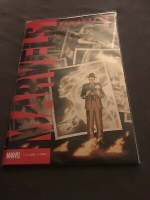 Marvels Annotated #1 (Of 4) Rivera Variant Nm