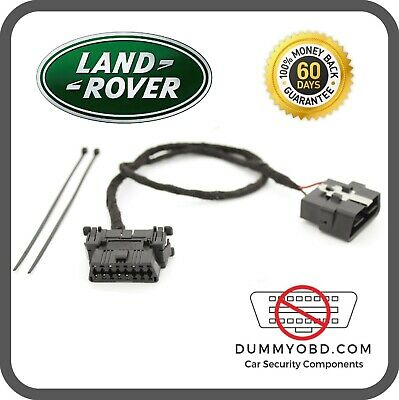 Land Rover DUMMY OBD 2 PORT anti theft (fits: Range Rover Discovery Defender)
