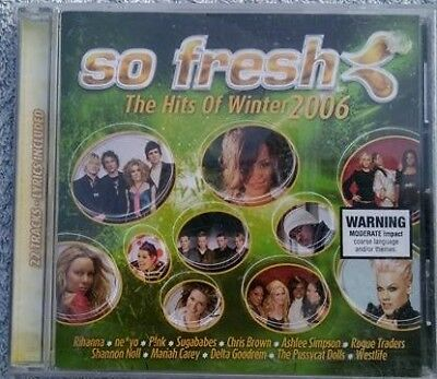 so fresh the hits of autumn 2008 songs