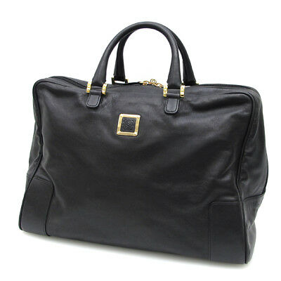 LOEWE hand bag Color Black AK1811021733