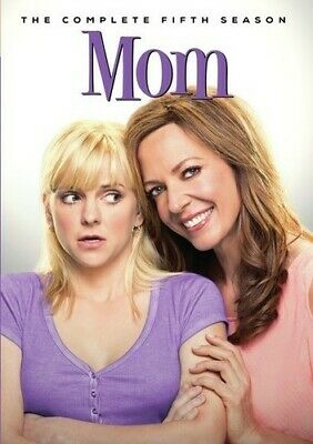 Mom: The Complete Fifth Season (Season 5) (3 Disc) DVD NEW