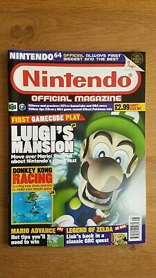 Nintendo Official Magazine - Issue 107