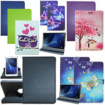 """Samsung Galaxy Tab A SM-T590 / S4 T830 10.5"""" Tablet 360° PU Leather Case Cover"""