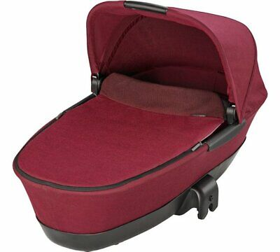 Maxi-Cosi Foldable Carrycot Raspberry Red *RRP £169.99* *NOW £49.99* SAVE £120 !