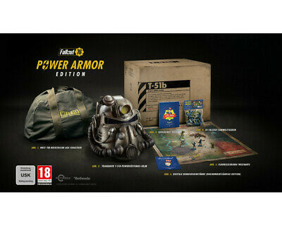 PS4 Fallout 76 Collectors Edition