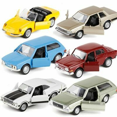 01:38 alliage tirez retro modeles de voiture de collection jouets retro de...