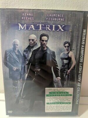 The Matrix (DVD, 1999) New and sealed