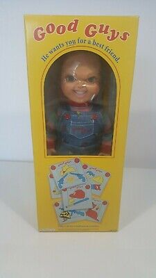 "Dream Rush Child Play 2 Chucky 12"" Good Guy Collection Doll Action Figure MIB"