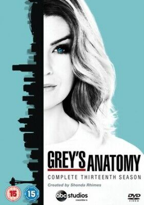 Grey's Anatomy: Complete Thirteenth Season (DVD 6 DISC BOX SET) *NEW/SEALED*