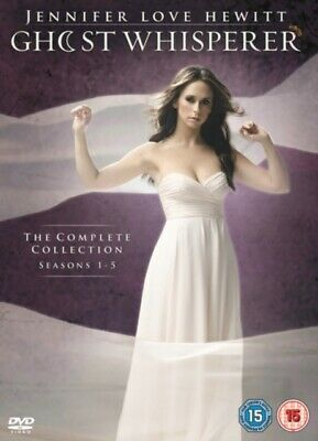 Ghost Whisperer: Series 1-5 (DVD 29 DISC BOX SET) *NEW/SEALED* FREE TRACKED P&P
