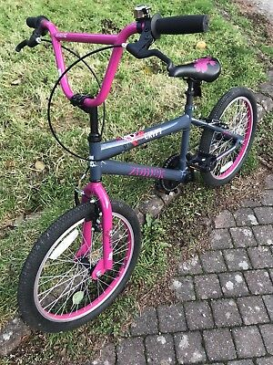 """New Zombie Bmx Bike 1//2/"""" Pedals /& 22.2mm Handlebar Grips Set 4 colours Available"""