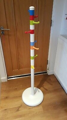 Kids Ikea Krokig Clothes Coat Stand Storage 2 70 Picclick Uk