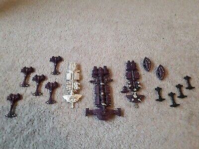 WARHAMMER, BATTLE FLEET Gothic, Large Tau fleet (Rare, OOP)