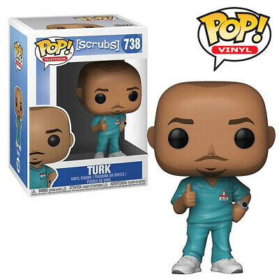 Scrubs Turk Funko Pop Vinyl Figure Official Toy Collectables