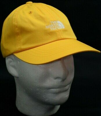 a7e1af4dd THE NORTH FACE Unisex The Norm Hat Cap Strapback Adjustable Yellow NEW