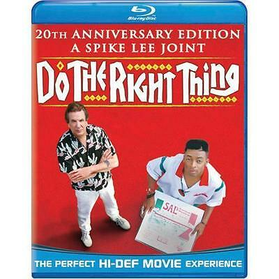 New! Do the Right Thing Blu-ray 20th Ann. Ed. - Spike Lee Joint Aiello Turturro