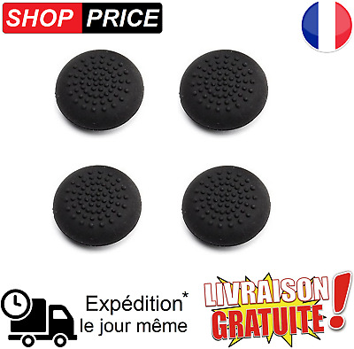 LOT 4 protections silicone pour joystick manette PS4 / PS3 / XBOX360 (NEUF)