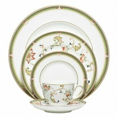 "Wedgwood ""Oberon"" 5 Piece Place Setting - RETIRED"