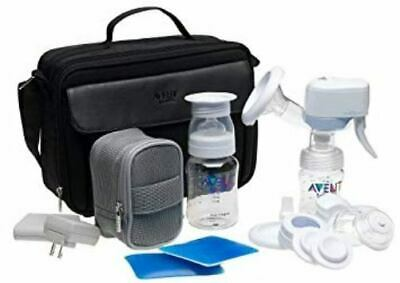 Avent Medela Natural Electric Breast Pump KIT with Travel Bag RRP $299