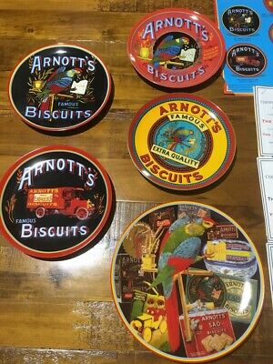 The Arnott's Plate Collection