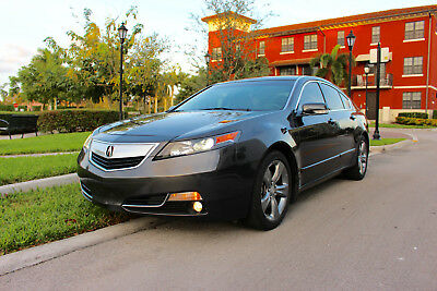 2013 Acura TL ADVANCE 2013 ACURA TL ADVANCE WITH 75K MILES, AUTOMATIC, EXCELLENT CONDITION, WARRANTY