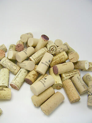 Wine Corks 40 PC Assortment Crafting Art Projects