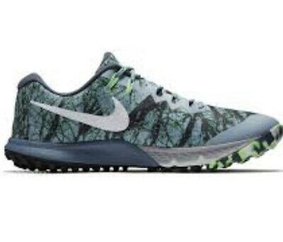 a5685a4474f16 Nike Air Zoom Terra Kiger 4 Trail Running Hiking Shoes 880563 400 Men s  Size 13