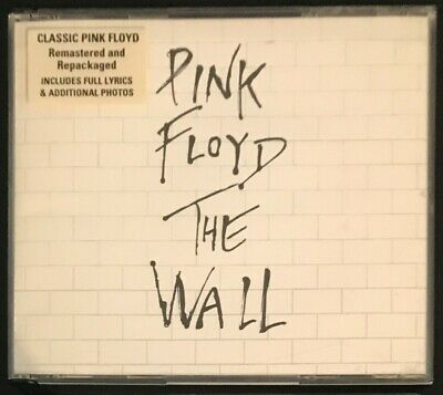Pink Floyd - The Wall - 2 x CD Album - 724383124329 - EX Condition - 1994 ed