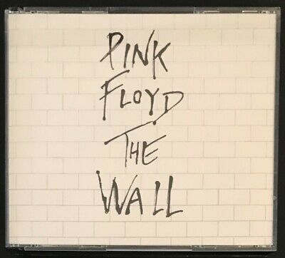 Pink Floyd - The Wall - Double CD Album - 724383124329 - EX Condition - 1994
