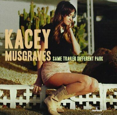 Kacey Musgraves - Same Trailer Different Park CD NEW